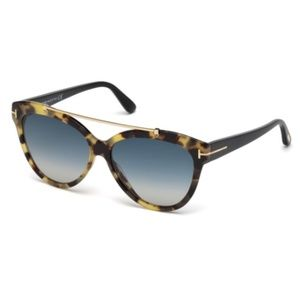 LIKE NEW Tom Ford LIVIA Sunglasses.